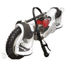 Мотоскейт whellman с двигателем внутреннего сгорания