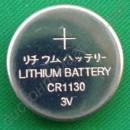 Литиевый элемент питания CR1130