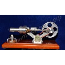 Миниатюрный работающий двигатель Стирлинга