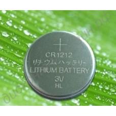 Литиевый элемент питания CR1212