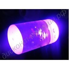 Дизайнерская цветная LED лампочка с цоколем E27, мощность 3Вт