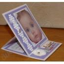 Раскладывающаяся открытка (открытка-раскладушка)