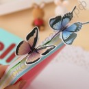 Закладка для книг в виде бабочки