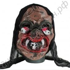 Резиновые страшные маски
