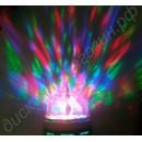 Вращающаяся LED лампа для вечеринок и дискотек