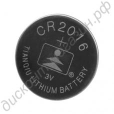 Литиевый элемент питания CR2016