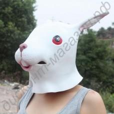 Маска зайца (кролика) латексная