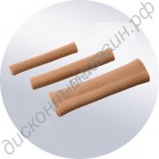 Защитная трубка для пальцев с циркулярным силиконовым покрытием