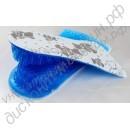 Полустельки силиконовые для увеличения роста на 3 см, 1 пара