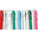 """Ручка-стилус """"4 в 1"""" (стилус, шариковая ручка, фонарик, лазерная указка)"""