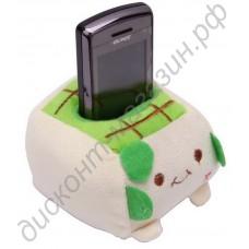 Держатель (подставка) для мобильного телефона в виде мягкой игрушки