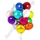 Фольгированные гелиевые шары (звёзды, сердца, фигуры) 18-дюймовые с доставкой