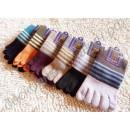 Дизайнерские мужские носки с раздельными пальцами