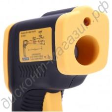 Пирометр инфракрасный, лазерный, бесконтактный (термометр)