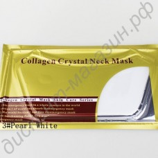 Коллагеновая маска для шеи