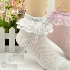 Нарядные носки для девочек