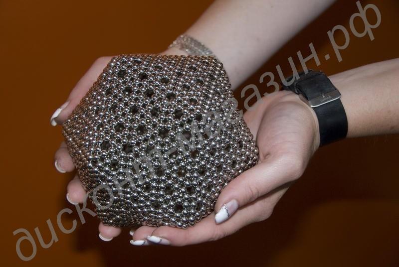 Как сделать магнитные шары