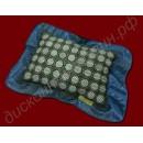 Оздоровительная подушка с нефритом и германием на тканевой основе
