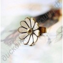 Кольцо daisy flower ring