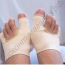 Бурсопроектор крайних пальцев ноги, из спандекса