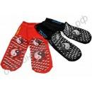 Турмалиновые носки с древнекитайскими рисунками на подошве