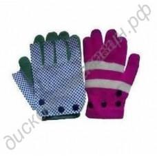 Турмалиновые перчатки разных расцветок