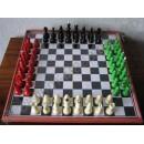 Космические шахматы и шашки - полный игровой комплект