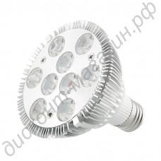 Эффективная лампа флора, 27 Вт
