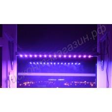 Светильник LED на кронштейнах для рассады и вегетации растений «Светлый помощник», гарантийное обслуживание - 1 год