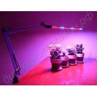"""Лампа для домашних растений на пантографе """"Мицар"""", гарантийное обслуживание - 1 год"""