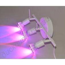 Настенный регулируемый светодиодный светильник для досветки растений «Талита»