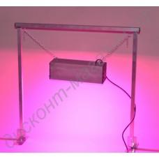 Настольная подставка для светодиодных светильников с крючками-подвесами