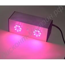 """Полноспектровый фито светильник """"Атлас"""" 40-100Вт, гарантийное обслуживание - 1 год"""